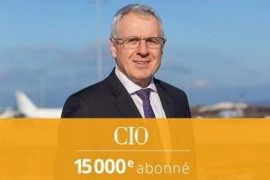 15 000 abonnés pour CIO