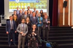 Le 2nd concours de start-ups de l'Automobile club de France lanc�