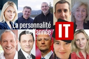 Votez pour la personnalité IT de l'année 2018