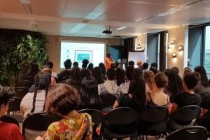 Criteo organise sa 3e journée d'initiation au code pour des lycéens