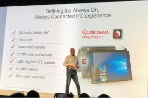 Qualcomm Snapdragon 8cx: une puce dédiée aux PC