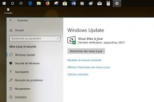 Attention aux mises à jour de Windows 10 livrées hors planning