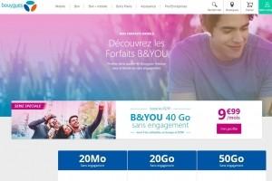 Bouygues Telecom condamné à 250 000 € d'amende par la CNIL
