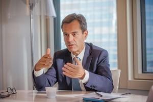 Christophe Leblanc, de la  Société Générale, Stratège IT 2018 de CIO