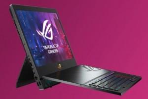 Asus ROG Mothership GZ700: une Surface Pro like pour le jeu