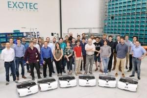 Exotec Solutions déploie ses robots logistiques chez les e-commerçants