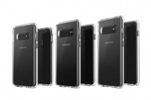 Fuite en image de trois Samsung Galaxy S10
