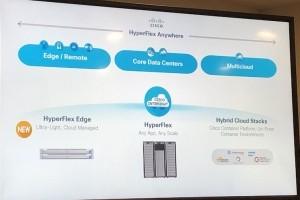 Avec HyperFlex 4.0, Cisco couvre les filiales et le cloud