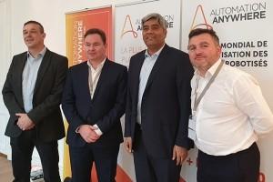 Automation Anywhere ouvre officiellement sa filiale française