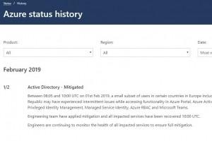 Le DNS de CenturyLink à l'origine de la panne de Microsoft 365