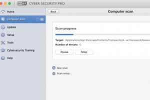 Test Eset CSP pour Mac : Haute protection à tarif débridé