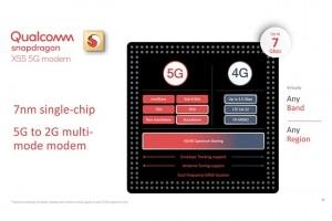 Qualcomm annonce son modem 5G de 2e génération