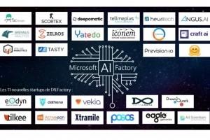 eOdyn et 10 autres start-ups IA intègrent l'AI Factory de Microsoft France