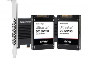 Western Digital étoffe son offre SSD entreprise