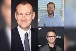 Trois nominations chez Citrix EMEA