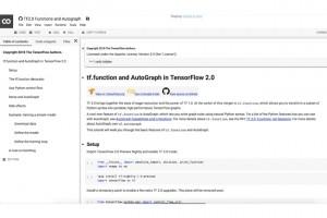 TensorFlow 2.0 débarque en alpha