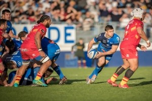 Le Castres Olympique transforme l'essai digital