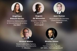 Conférence CIO du 16 avril 2019 : Le directeur innovation et SI de Chronopost interviendra