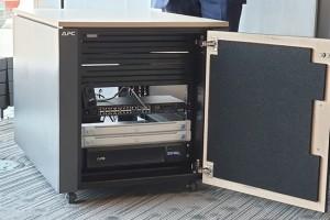 Schneider Electric combine son microdatacenter à Cisco HyperFlex