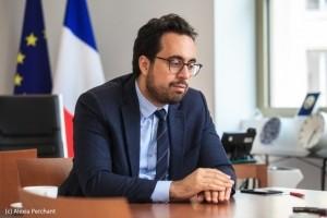 Mounir Mahjoubi cède aux sirènes de la capitale