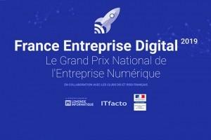 France Entreprise Digital 2019 : encore 10 jours pour déposer vos dossiers