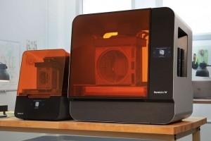 Formlabs lance deux imprimantes 3D grand format