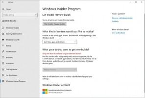 La MAJ de mai de Windows 10 est arrivée en bêta