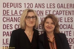 Les Galeries Lafayette réinvente l'expérience client