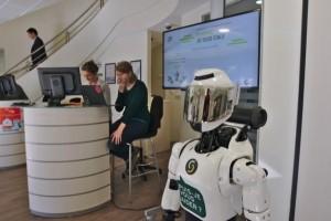 A Toulouse, le Crédit Agricole accueille ses clients avec un robot