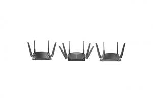 D-Link déploie sa série de routeurs Wi-Fi Exo Mesh