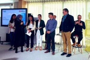 Défi H 2019 : les projets Dopapills, Graphy et Play to Heal récompensés