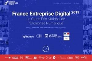 France Entreprise Digital 2019 : encore 2 jours pour voter