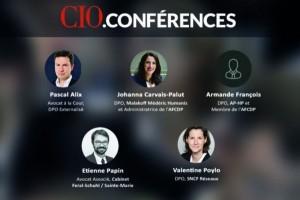 RGPD 1 an après : Une conférence CIO pour faire le point