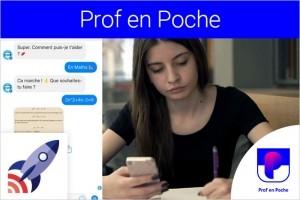 France Entreprise Digital : Découvrez aujourd'hui Prof en poche