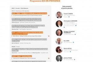 Cybermatinée Aix en Provence : Plus que 4 jours pour vous inscrire !