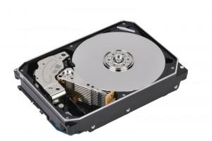 Un disque dur hélium 16 To pourdatacenterchez Toshiba