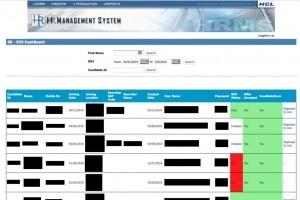 Des données sensibles d'employés et de clients de HCL exposées en clair