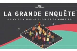 Syntec Numérique consulte les Français à l'occasion de son 50e anniversaire