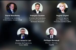 Conférence CIO du 12 juin 2019 : Triompher des pièges du digital