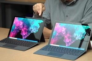 Des puces AMD ou Qualcomm pour les prochains Surface de Microsoft