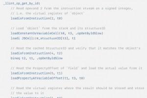 WebKit: une MAJ pour améliorer l'utilisation de la mémoire