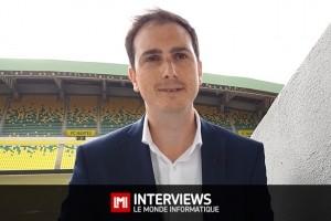 Interview vidéo Jean Sylvain Chavanne, délégué régional cybersécurite Pays de la Loire, ANSSI