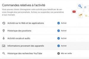 De nouveaux outils pour supprimer ses données chez Google