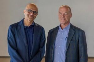Alliance technologique tous azimuts entre AT&T, IBM et Microsoft
