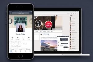 Facebook augmente les prix et fonctionnalités de Workplace