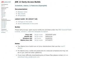 JDK 13 : toutes les nouvelles fonctions implémentées