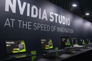 Siggraph 2019 : Nvidia annonce 10 puissants ordinateurs portables RTX Studio