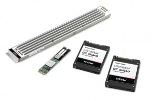 Western Digital lance deux SSD NVMe et deux serveurs