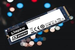 Test Kingston A2000 M.2: un SSD NVMe rapide et (très) bon marché