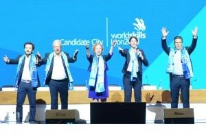 Olympiade des métiers : Lyon, ville hôte de la Worldskills Competition en 2023